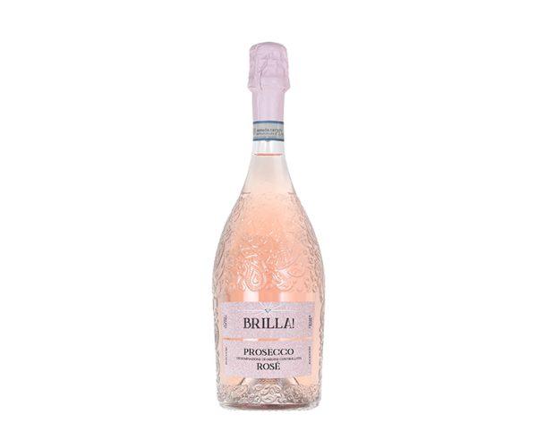 Produtkbild Brilla Sparkling Rosé Flasche